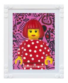 STAMPA LEGO BOLCATO KUSAMA